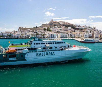 Se amplian las conexiones marítimas entre Ibiza y Formentera a partir del lunes